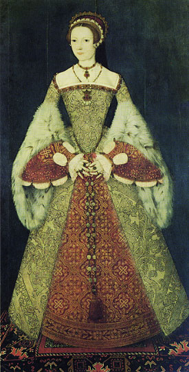 Elizabethan era clothing and fashion